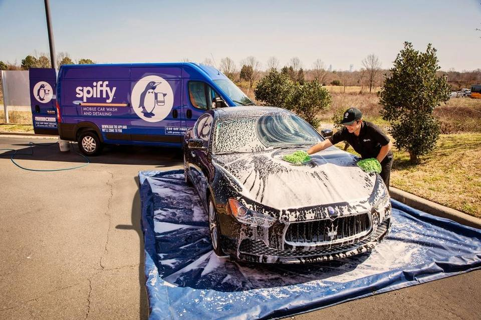 spiffy mobile wash