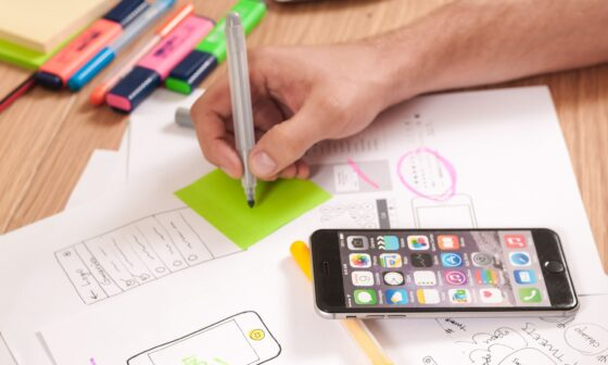 mobile app tech startup